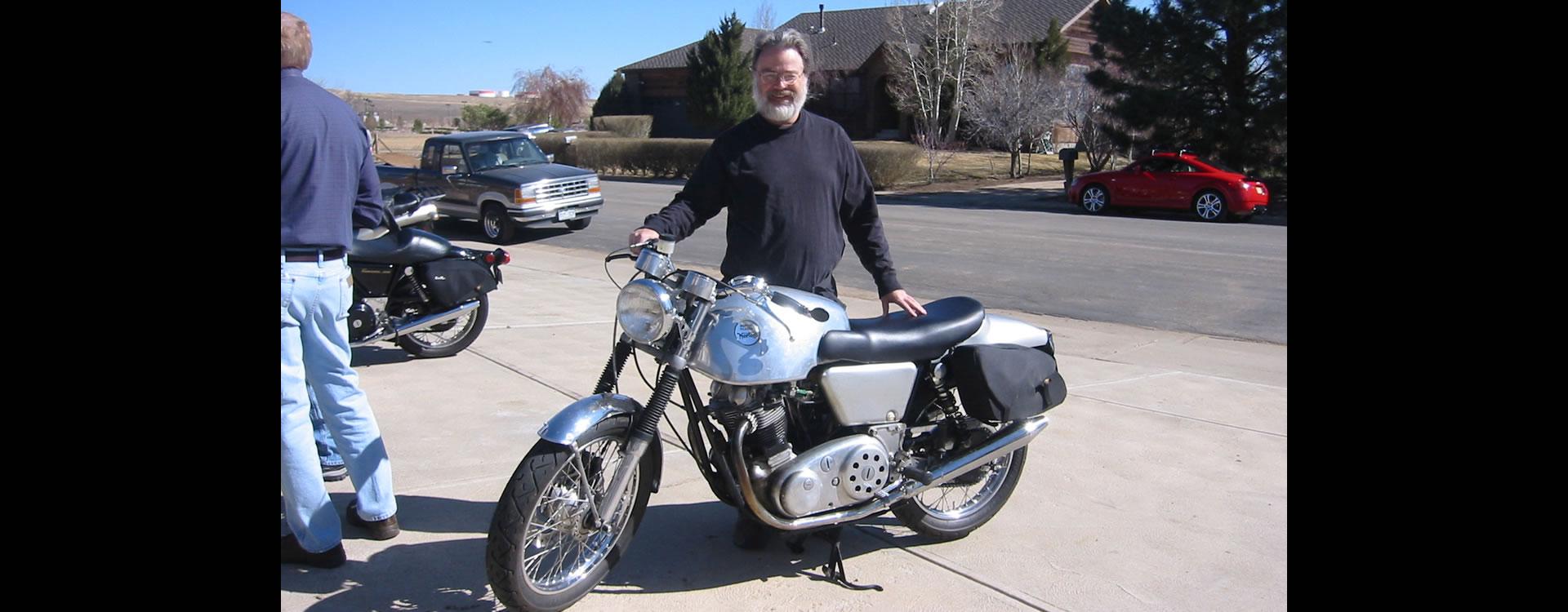Moto Vintage Italian, Colorado Enthusiasts